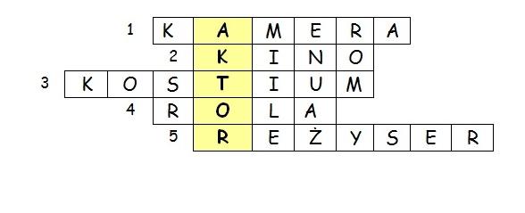krzyzowka 1